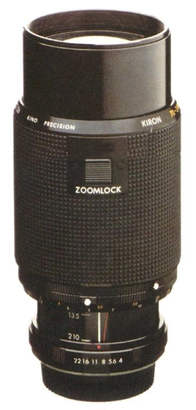 Nikon F Mount Lens List
