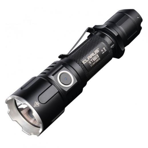 Klarus XT11GT Cree XPH35 HD E4 2000 Lumens lanterna LED
