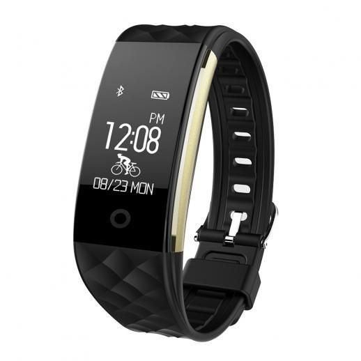 S2 Bracelet Sport Fitness Moniteur Intelligent Rythme Cardiaque