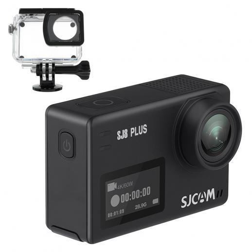SJCAM SJ8 Mais Wifi Ação Câmera 4k / 30fps 12mp
