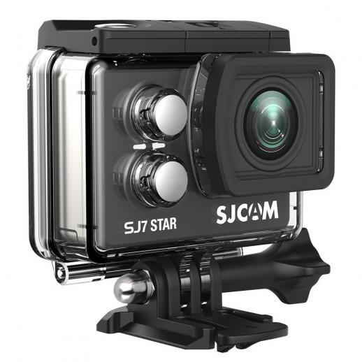 SJCAM SJ7 Star Wifi Câmera de Ação 4K / 30FPS