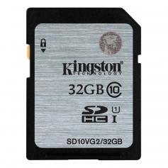 Kingston 32GB SDHC Speicherkarte Klasse 10 UHS-I 45R / 10W