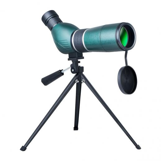 Spirit15-45X60A Zoom Bird Telescópio Espelho À Prova D 'Água Monocular Birdwatching Tripé
