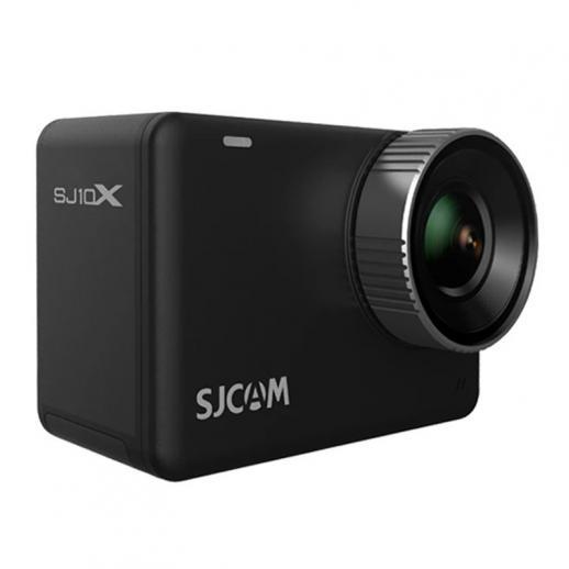 SJCAM SJ10X Gyro Cámara de acción remota Supersmooth Novatek 96683 Chipset + 4K / 24FPS WiFi DV Cámara deportiva