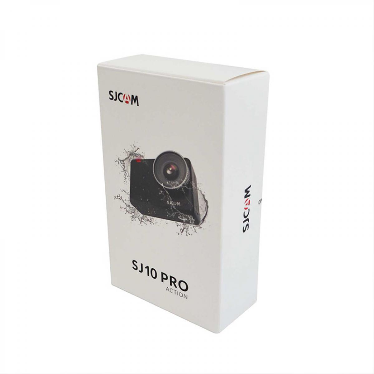 SJCAM SJ10X Câmera de ação remota Gyro Supersmooth Novatek 96683 Chipset + 4K / 24FPS WiFi DV Câmera esportiva