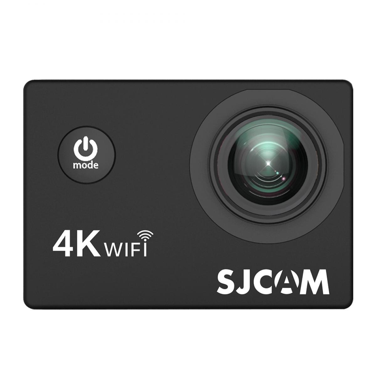 SJCAM SJ4000 AIR Action Camera Deportiva 4K 30FPS WiFi 2.0 polegadas LCD, mergulho 30m à prova d'água