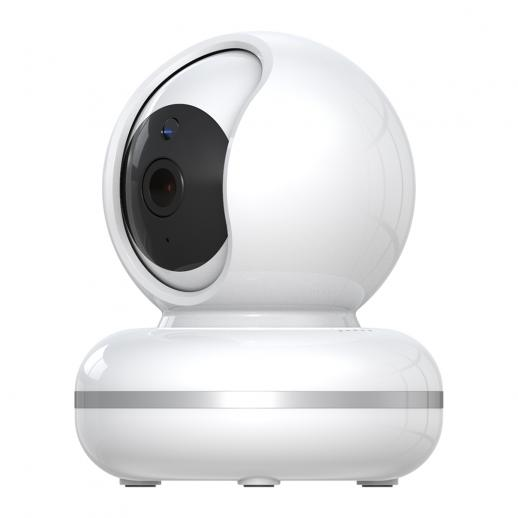 F10 1080P HD 80 graus WiFi Night Vision Network Camera Video IP Camera, áudio bidirecional, detecção de movimento e som