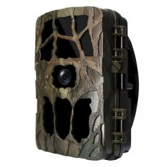 Kamera obserwacyjna, kamera przyrodnicza 20MP 4K HD, kamera do polowania na jelenie z aktywacją ruchu z diodami LED 40 PCS 850nm IR Night Vision do 82 stóp, wyświetlacz LCD 2,4 cala, wodoodporność IP66, czas wyzwalania 0,3 S