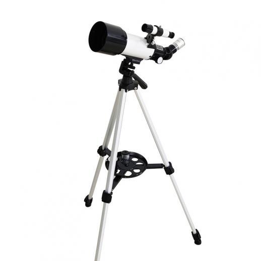 Telescope for Kids Beginners, 70mm Aperture 400mm AZ Mount Astronomical Refracting Telescopes