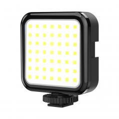 6500k LED Video Light with Three-Stage Brightness with Suction Cup