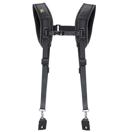 Camera Strap Accessories for Two-Cameras,Double Strap Adjustable Digital Camera