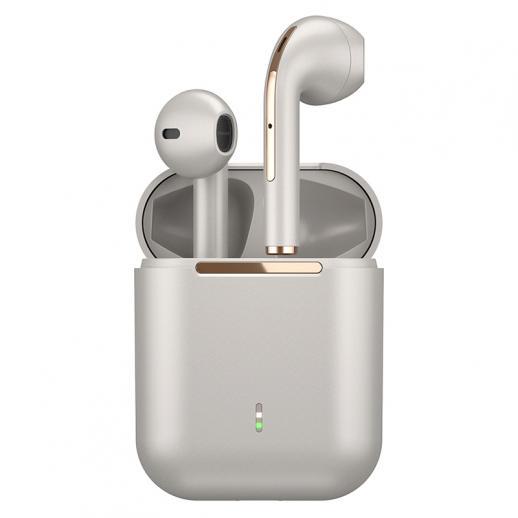 Auricolari Bluetooth TWS Auricolari wireless Cuffie intrauricolari Oro per dispositivi mobili
