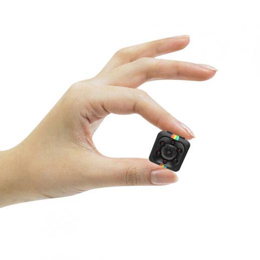 Hidden 1080P Mini Spy Camera Wireless with Infrared Night Vision - SQ11