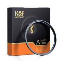 Filtr UV K&F KU04 55mm Slim MC