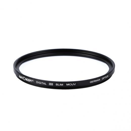 Filtro UV MC MM de 62 mm