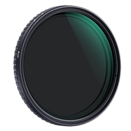 58mm ND2-ND32 Variabele ND-filter Neutrale Dichtheid Nano-X