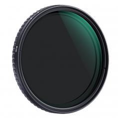 77 mm ND2-ND32 Filtr ND2 o zmiennej neutralnej gęstości Nano powlekany