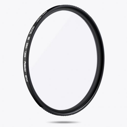 58mm Filtro UV HD Fino
