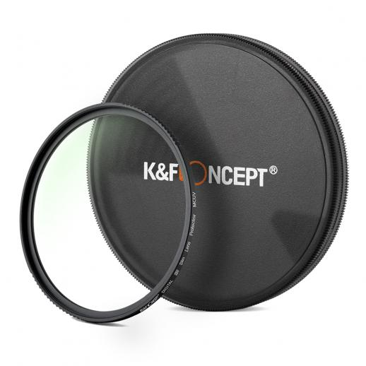 82mm Filtro UV HD Fino