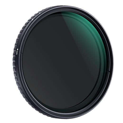 Filtro ND Variabile 62mm ND8-ND128 Nano-X