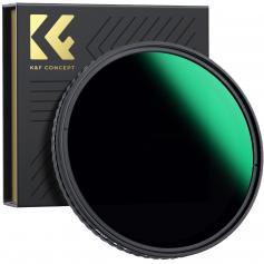 ND-filter Variabel 77mm ND8-ND128 Nano-X