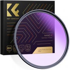 K&F XK43 72mm Natural Night Filtres