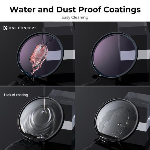 Natürlicher Nachtfilter 82mm