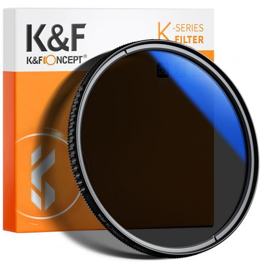 KF Concept 95MM Circular Polarizer Filter HD 18 Layer Super Slim Multi Coated CPL Lens Filter