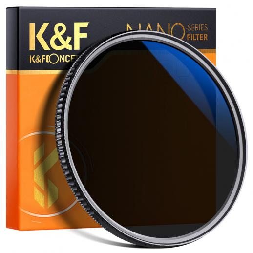 49 mm neutraal dichtheidsfilter ND 8-filter en CPL circulair polarisatiefilter 2 in 1 voor cameralens Multiresistente coating, ultrahelder, waterdicht, krasbestendig