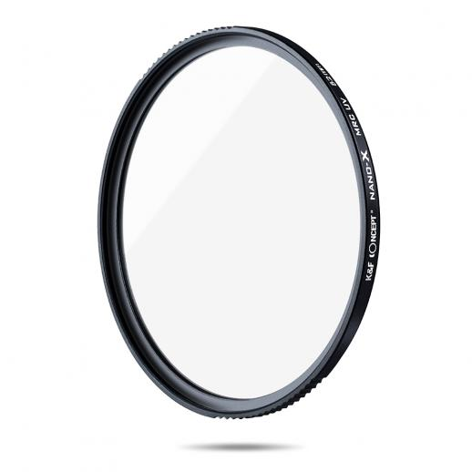 K&F XU05 82mm Filtro UV Multi Nanotech para DSLR