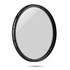 58 mm, polaryzacyjny, cyrkulacyjny filtr CPL Nano-X Multi powlekany
