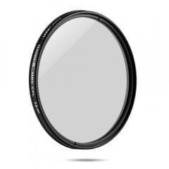 58mm Filtre Polarisant Circulaire CPL Nano-X Multi Couche