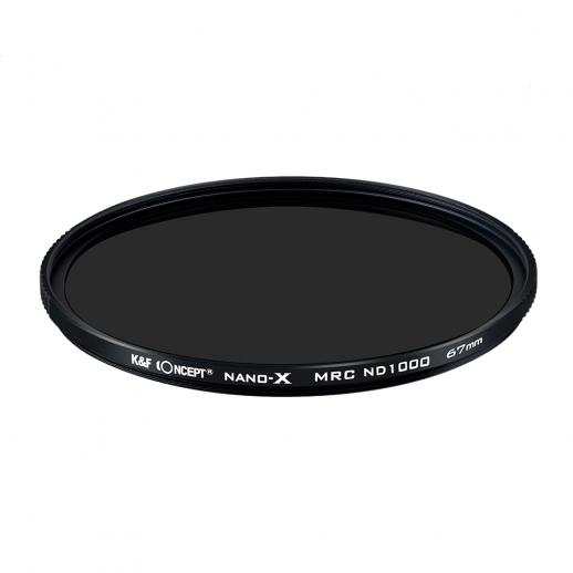 67mm Filtro ND1000 10 Stop Nano-X