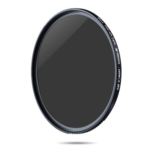 K&F XN25 77mm ND1000 Filter 10 Stop ND Lens Filter
