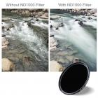 40,5 MM ND-Filter ND1000 10 Stopps