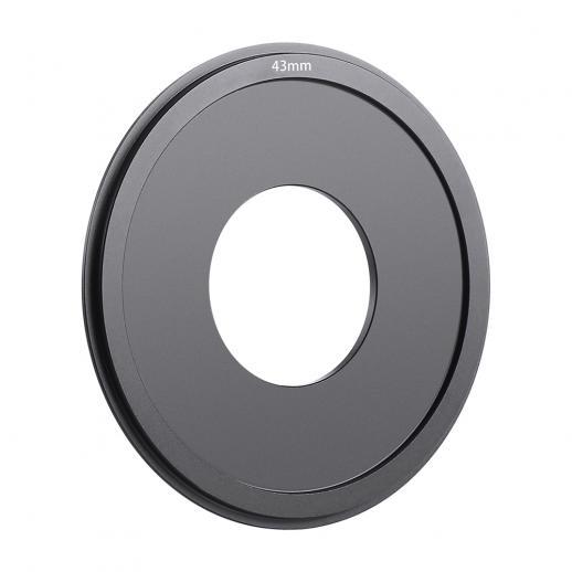 K&F Square lens holder adapter 43 mm (laser size)