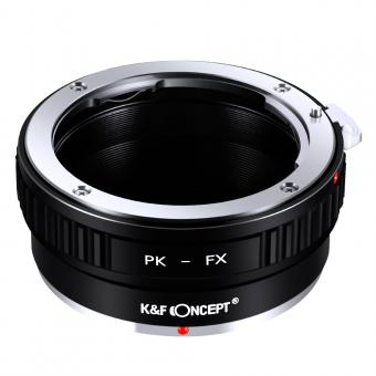 Gadget Place Konica KR Lens Adapter for Fujifilm X-T20 X-A10
