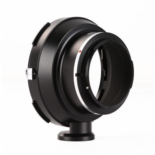 Adattatore per Obiettivi Pentax 67 a Fotocamere Canon EF
