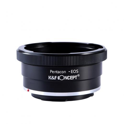 Adapter Obiektyw Pentacon 6 do Korpusów Canon EF
