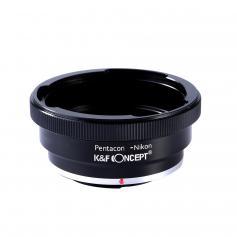 Pentacon 6 Kiev 60 Lenses to Nikon Camera Mount Adapter