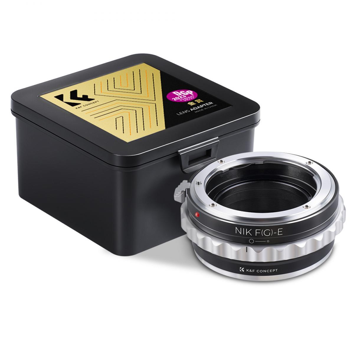 Nikon G/F/AI/AIS/D Lenzen voor Sony NEX E Camera Adapter