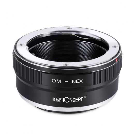 Olympus OM Lentes para Sony E Mount Câmera Adaptador