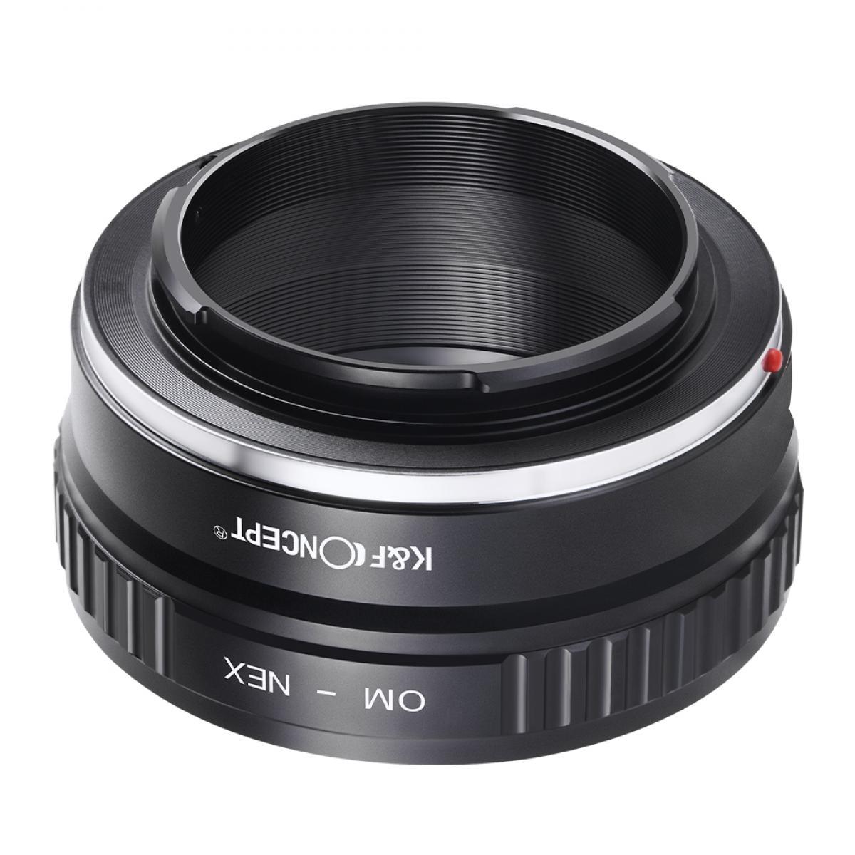 Adapter Obiektyw Olympus OM do Korpusów Sony E