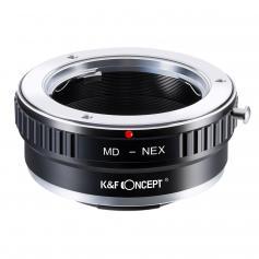 Adapter Obiektyw Minolta MD do Korpusów Sony E