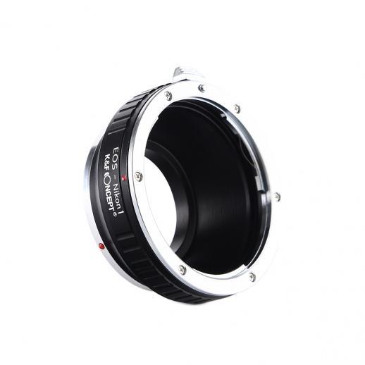 Adattatore per Obiettivi Canon EF a Fotocamere Nikon 1