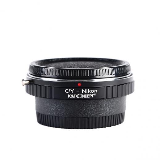 Adaptador Lentes Contax Yashica para corpo Nikon