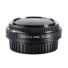 Adapter Obiektyw Canon FD do Korpusów Canon EF