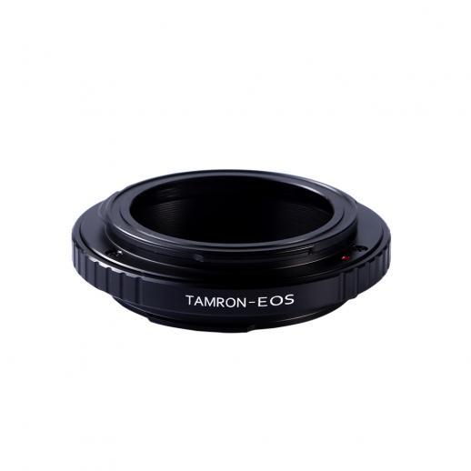 Adaptador Lentes Tamron Adaptall 2 para corpo Canon EF