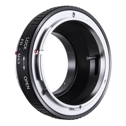 Adapter für Canon FD Objektiv auf M43 MFT Mount Kamera