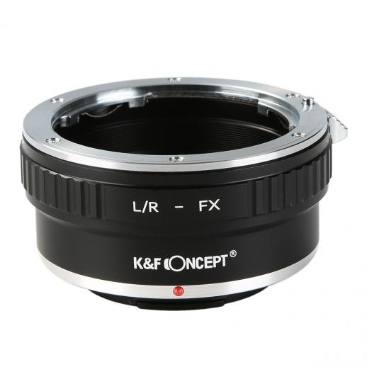 Leica R Lenses to Fuji X Mount Camera Adapter